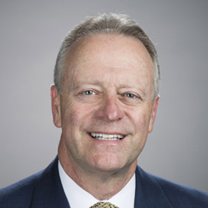 Profile headshot of Dr. Michael J. Martirano